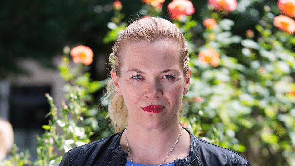 Roos Schlikker – FOTO: Michel Schnater