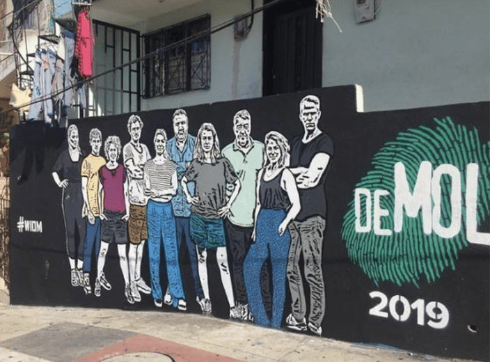 Kandidaten foto in Colombia